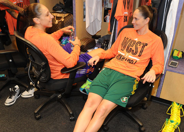 All-Access: 2014 WNBA All Star