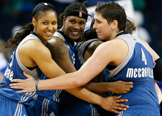 Lynx Crowned Champions